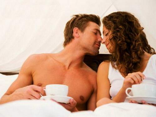 Кофе и интим сделают жизнь длиннее