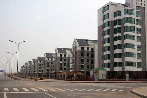 В Китае пустует 22% жилой недвижимости