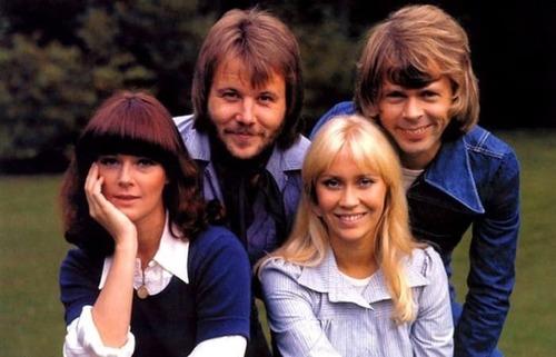 Легенды 1970-х: группа «АВВА»