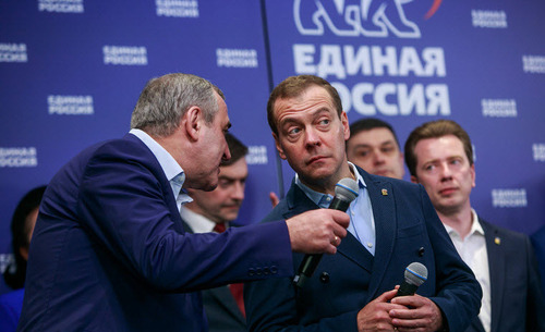 Дмитрий Медведев стал главным персонажем для анекдотов