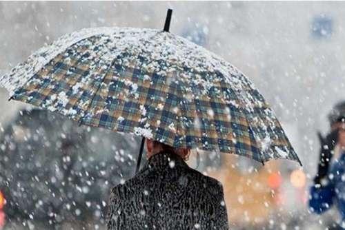 Прогноз погоды в Украине на 9 декабря