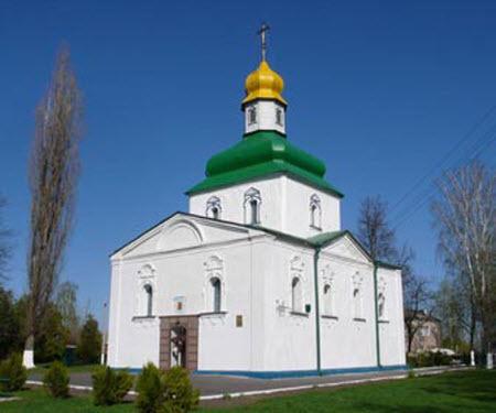 Достопримечательности Украины: Полтавской области - Пирятин