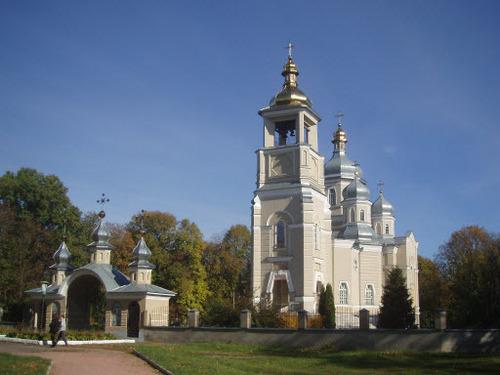 Достопримечательности Украины: Полтавская область - Гадяч