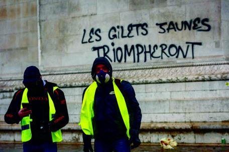 Движение «Желтых жилетов» может заразить Европу
