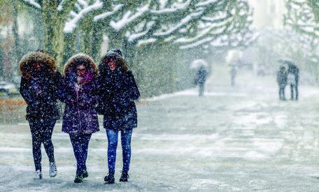 Осторожно, зима!