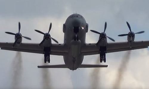 Россия требует от Израиля компенсации за сбитый Ил-20