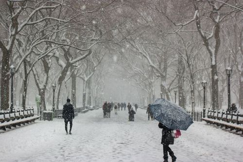 Прогноз погоды в Украине на неделю, 18 – 23 декабря