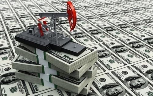 Цены на нефть обвалились до 55