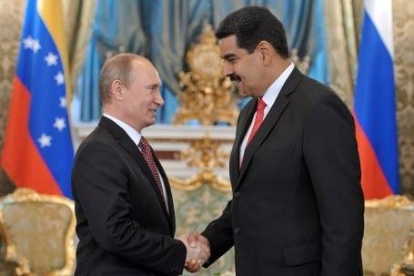 В Венесуэле Россия прибирает к рукам энергетические активы