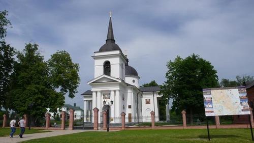 Достопримечательности Украины: Черниговская область - Батурин