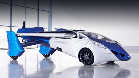 Будущее летающих авто