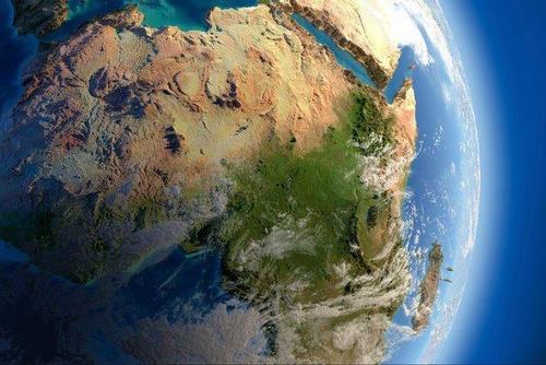 Под Африкой найдена угрожающая Земле аномалия