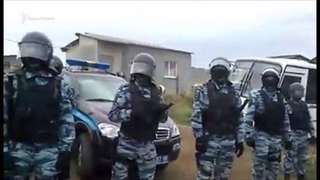 На севере Крыма проходят обыски в домах крымских татар