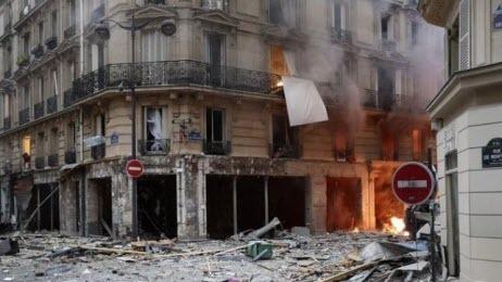 Взрыв в Париже: Число пострадавших возросло до 47 человек