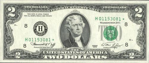 Притча «Два доллара»