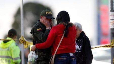 Жертвами теракта в Боготе стали более 20 человек