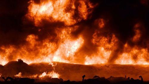 Десятки человек погибли после взрыва нефтепровода в Мексике