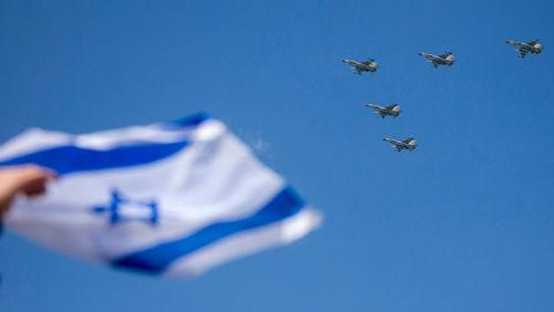 Израиль заявил о массированном ударе по Сирии