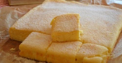 """Мамины секреты """"Творожный пирог"""""""