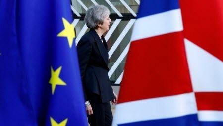 Тереза Мэй готова представить «план Б» по Брекзиту