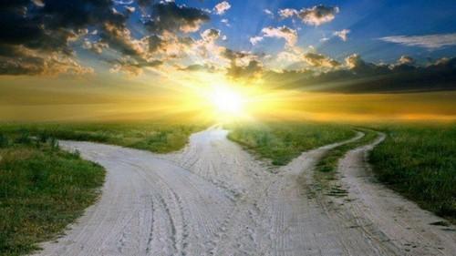Притча «Путь к морю»