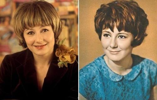Неоконченный роман с кино: Татьяна Лаврова