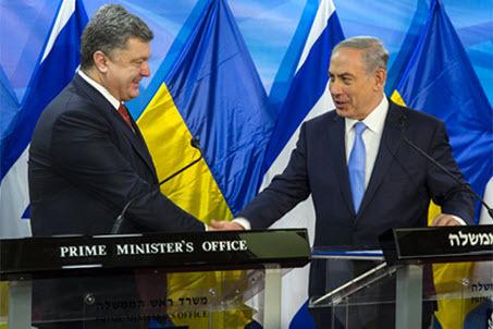 Украина и Израиль создадут зону свободной торговли