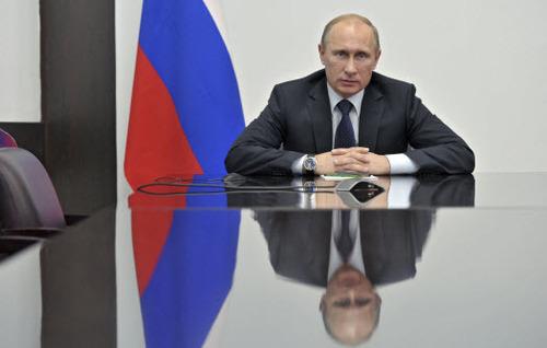 В Кремле начинается борьба за путинское наследство