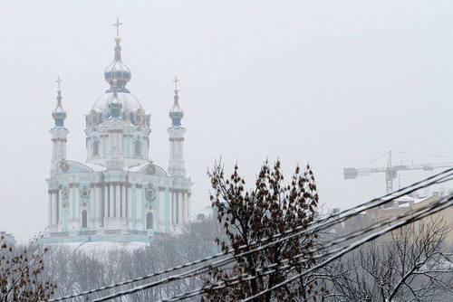 Прогноз погоди в Україні на 25 січня