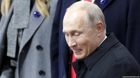 «Эффект страны невыученных уроков» – Портников о падении рейтинга Путина