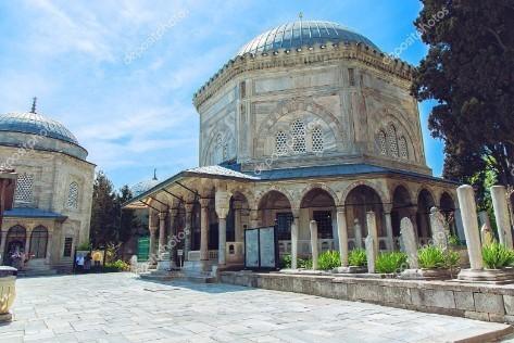 Власти Турции исправили надгробную надпись на усыпальнице Роксоланы