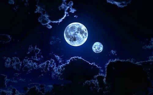 Притча «Две луны»