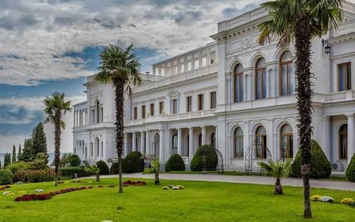 Достопримечательности Украины: Ливадийский дворец