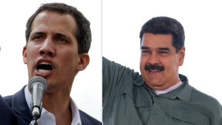 Европарламент признал Гуаидо президентом Венесуэлы