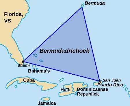 Тайна Бермудского треугольника наконец раскрыта