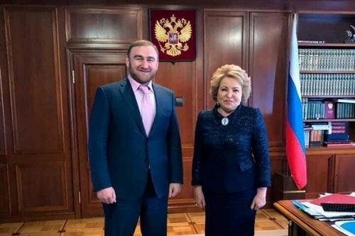 Арест Арашукова в РФ - акт устрашения региональных элит