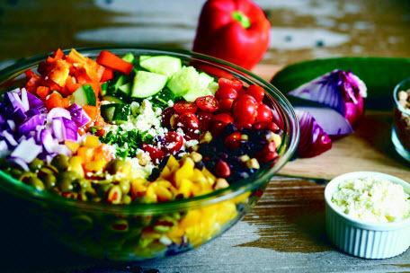 Главные продукты средиземноморской диеты
