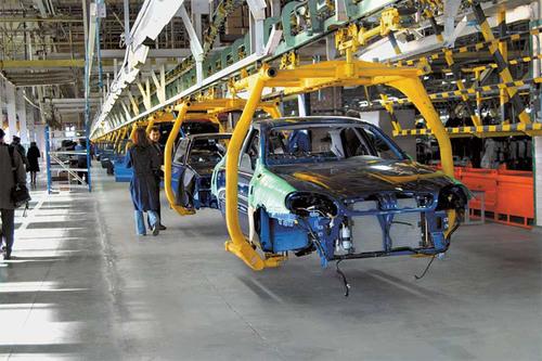 На собрании акционеров Вову выбрали директором автомобилестроительного завода