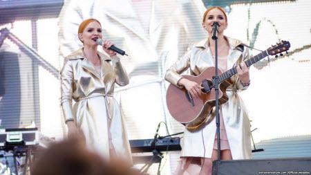 Крымчанки штурмуют «Евровидение»: дочери зама Аксенова хотят представлять Украину на песенном конкурсе