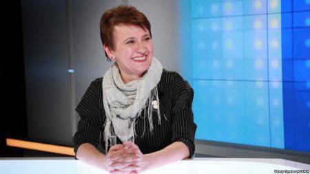 Оксана Забужко про Донбас, Галичину, війну і «націоналіста» Медведчука
