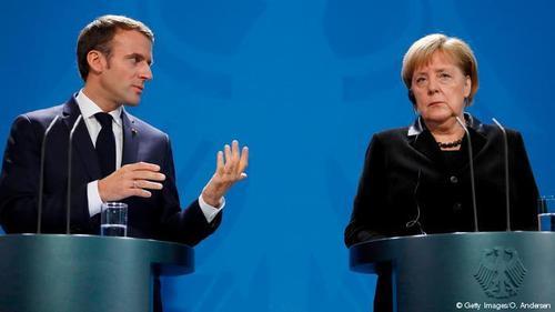 """Чего добивалась Франция в споре вокруг """"Северного потока - 2"""""""