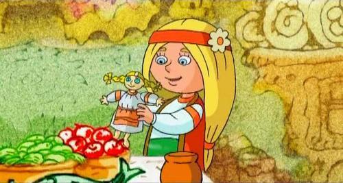 Українські мультфільми - Чарівний Горох (2008)