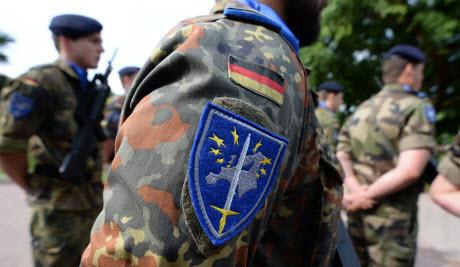 Германия способствует стратегической слабости Европы