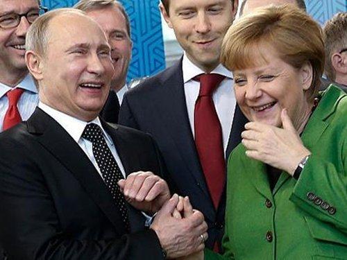 """""""Frau Ribbentrop. Меркель и Путин вонзили нож в спину Украины «Северным потоком–2»"""" - Борис Райтшустер"""