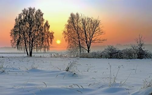 Прогноз погоди в Україні на 17 лютого