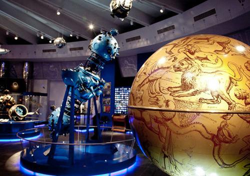 Самые необычные музеи Украины - Музей Киевской обсерватории