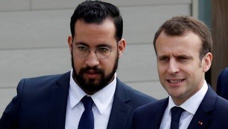 Сенат Франции: «русские контракты» поставили под угрозу безопасность Макрона