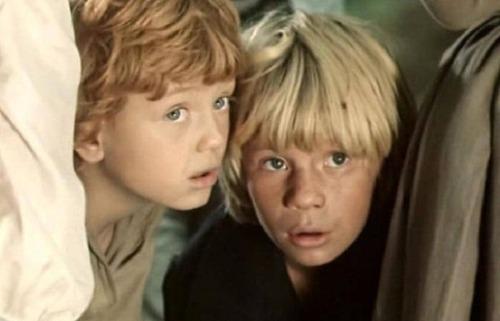 Приключения Тома Сойера и Гекльберри Финна» 37 лет спустя