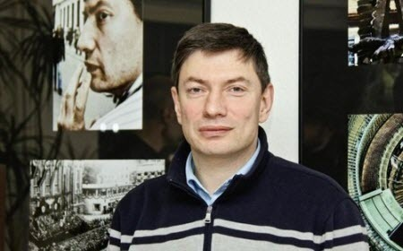 """""""И Ын великий нам путь озарил"""" - Игорь Эйдман"""