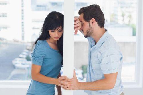 Ссоры бывают даже в счастливых браках
